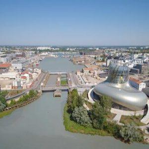 Bordeaux - bassins a Flot